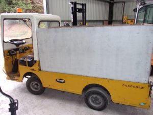 Bradshaw FB1000 Electric Load Carrier Image