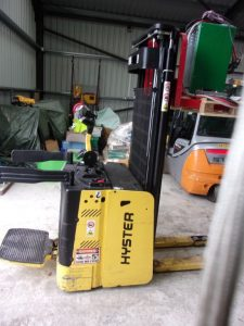 HYSTER S1.5S PED FLT Image
